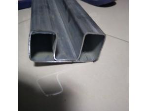 60*120单面凹槽管用途、大口径凹槽管信息