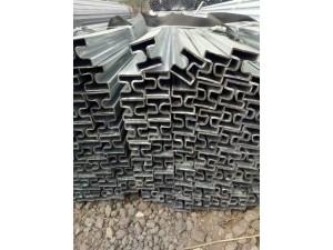 单凹形管报价-双凹槽管模具40*60