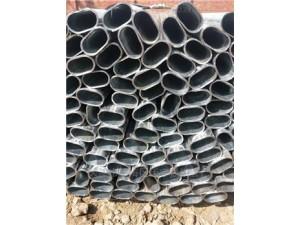 热镀锌椭圆管厂家-薄壁椭圆管咨询-椭圆管型号