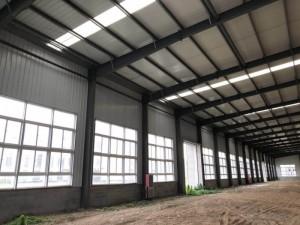 钢结构厂房出售 产权50年 包租包回购 厂办一体