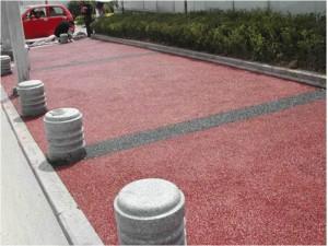 三明销售透水地坪材料  植草模具
