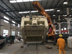 大型油压机拆装安装工程