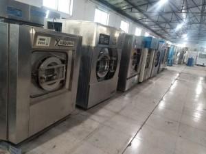石家庄二手洗涤机械100公斤全自动水洗机