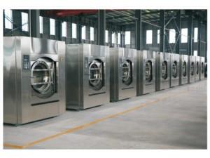 井陉出售二手布草洗涤设备二手海狮航星等水洗机多台