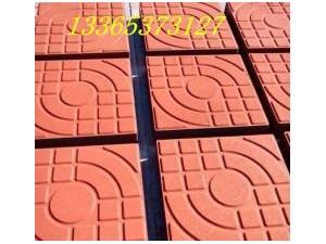 济宁花砖透水砖面包砖
