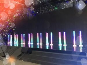 上海开工启动仪式发光启动柱签约启动发光柱手印发光柱出租