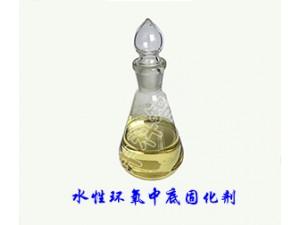 东莞中科智远厂家直销水性环氧底中固化剂ZW-6105