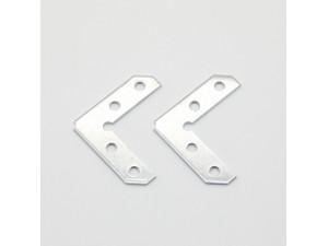 厂家直销不锈钢角码 家具角码 五金角码 电镀床角码 铁角码