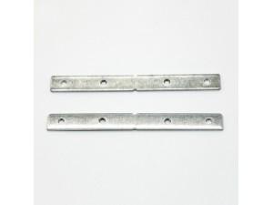 厂家直批 7字型六孔铁角码 具五金角码系列柜体连接件五金
