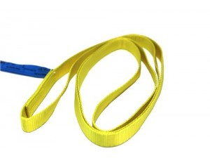 河北斯力恩扁平环形吊装带1 2 3 4 5T德国品质厂家直销