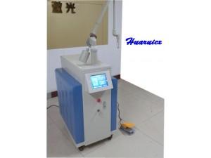 新一代皮秒激光治疗仪厂家,调Q皮秒双波长激光祛斑机器