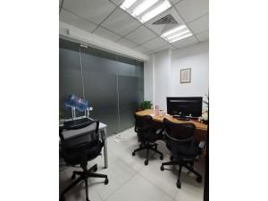 【精装办公室】家具网络空调全免费,拎包即能办公