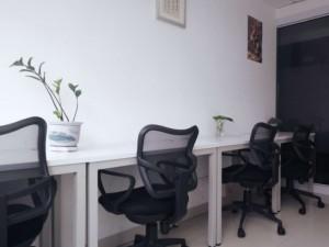 纯写字楼,小面积精装、可开增票、可办理工商证照