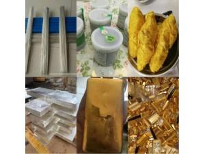 经开区镀金电子回收金渣金丝回收银浆银焊条回收