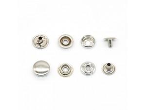 【品质保证】供应金属四合扣,金属钮扣(四合扣),品种繁多