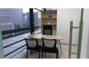 1380元精装25平小面积办公室含房租水电物管网络空调