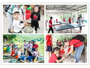 五一去体验不一样的休闲旅游深圳九龙生态园