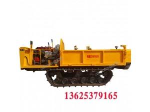 山地座驾履带运输车 3T履带运输车柴油行走载重运输车