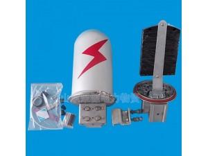 24芯塔用铝合金光缆接头盒