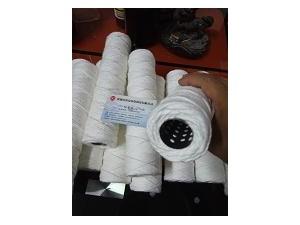 不锈钢脱脂棉滤芯10寸304不锈钢骨架脱脂棉线绕滤芯精度1u