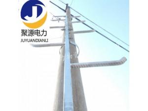 厂家定制电线杆圆管爬梯