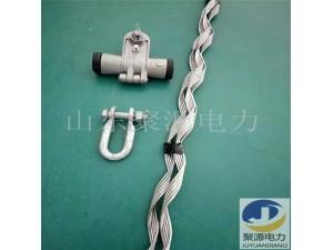 ADSS光缆用预绞式切线线夹聚源电力