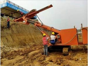 锚固钻机 履带液压锚固钻机 护坡锚固钻机生产厂家