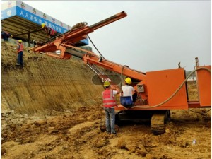 升高高度10米锚固钻机 基坑支护用锚固钻机现货出售