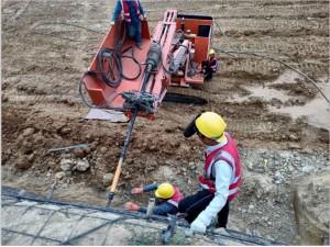 厂家直销边坡支护护坡钻机 履带锚固钻机 水平钻孔机