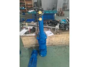 牡丹江款DT3500-500电动推杆内置行程开关