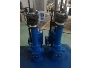 拐角式5吨DTZ5000-1200电动推杆