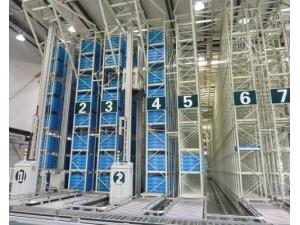 杭州荣勒自动 智能化立体库 立体库货架 立体库堆垛机