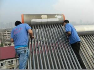 绍兴市新昌专业维修太阳能移机安装拆装19957501293