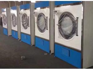 长期转让二手水洗设备二手大型水洗机大量出售烘干机布草机械
