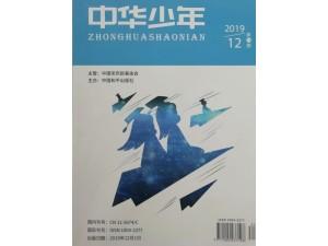 《中华少年》杂志征稿