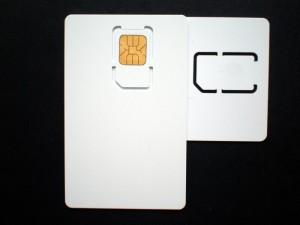 供应3G耦合测试卡、手机测试白卡