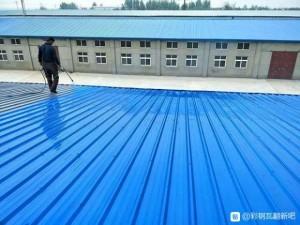 邢台彩钢房喷漆 专业彩钢房喷漆公司