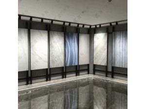 地板陶瓷冲孔管展示架