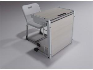 托管辅导机构选择什么课桌椅?学习休息两用的课桌椅