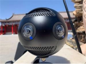 VR拍摄编辑视频制作专业服务全景相机出租批发