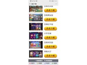 湖南字牌软件开发
