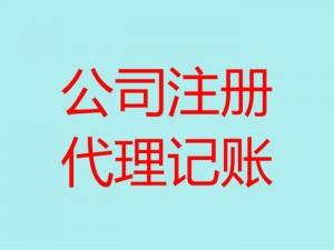 深圳加急注册公司 申请一般纳税人 注册商标 办红本 记账报税