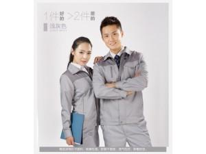 纯棉工作服定制哪里找-聚企美制衣厂