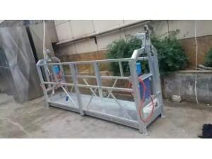 山东华远电动吊篮厂家高空作业吊篮租赁