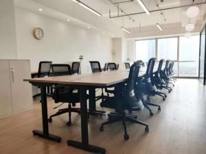北环中心112平新装修办公室空房出租随时看