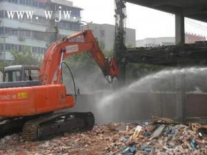 苏州承包整厂拆除工程化工厂拆除建筑大型装潢拆除