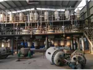 绍兴大型厂房拆除化工厂企业整体回收拆除公司