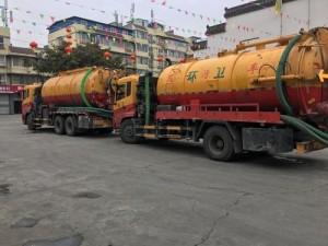 成都新都区蛟龙市政管道清淤工程
