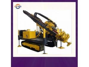 150履带式锚固钻机 气动锚杆钻机 履带行走基坑支护钻机厂家