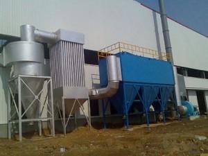 四川工业粉尘净化处理设备-布袋除尘器-脉冲除尘器设备